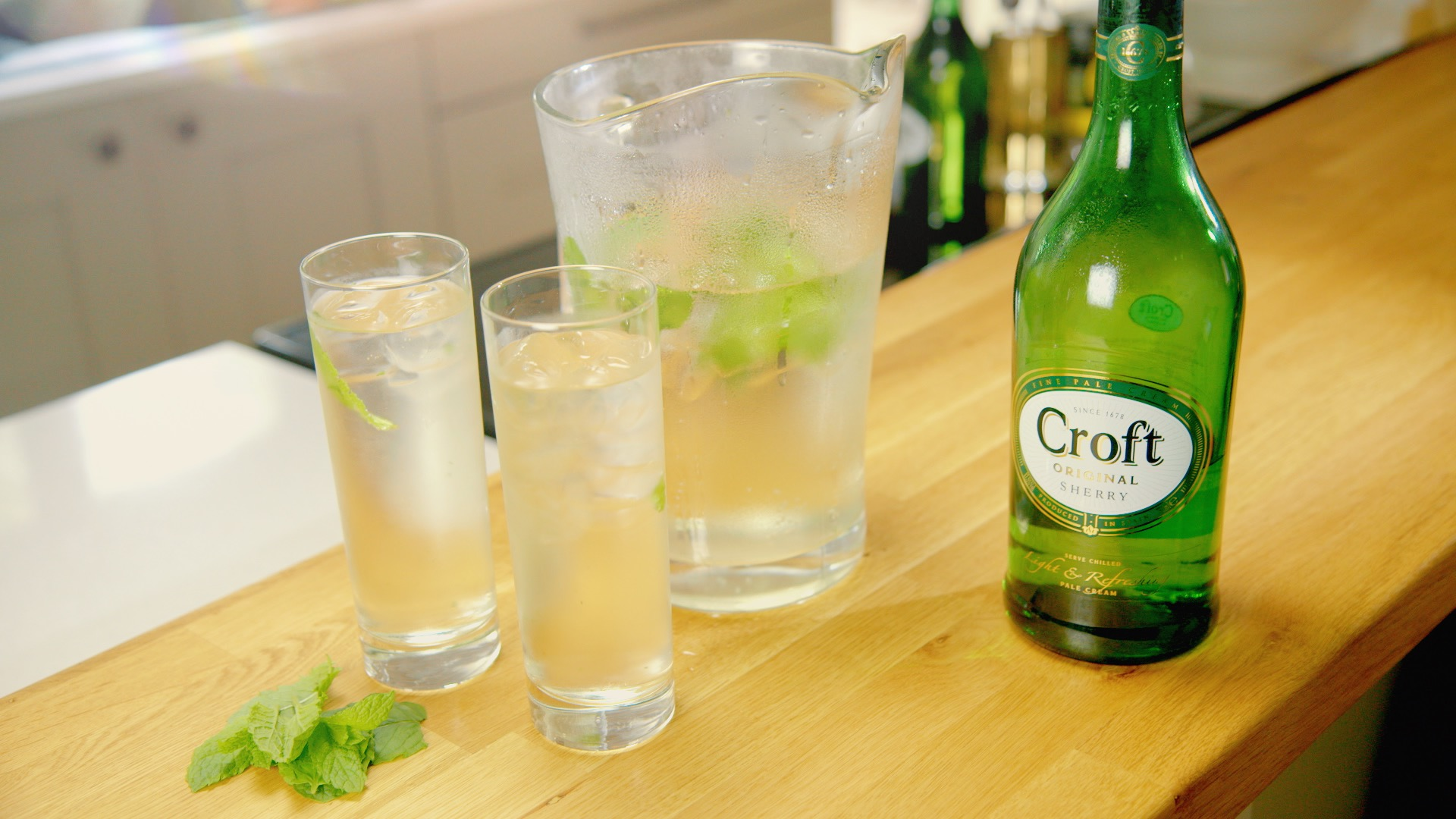 Croft Cocktail Recipe